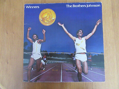 The Brothers Johnson- Winners - LP