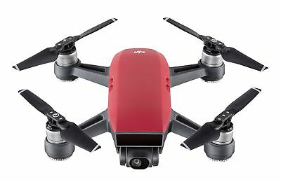 Drohne DJI Spark Lava Red Fly More Combo