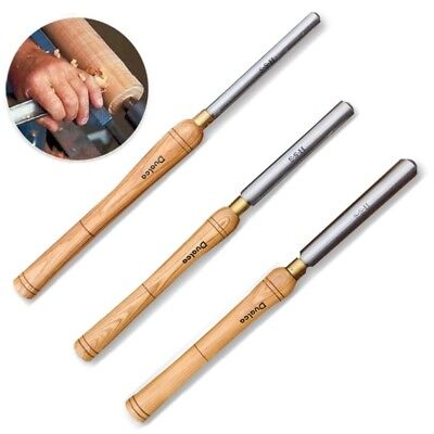 HSS A2005-1 A2005-2 A2005-3 Woodworking Wood Lathe Roughing Gouge Turning Tools