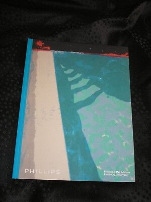 Phillips Auction Catalog Modern and Contemporary Art London January 19 2017
