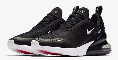 Nike Air Max 270 Black/White/Solar Red/Anthracite - AH8050-002