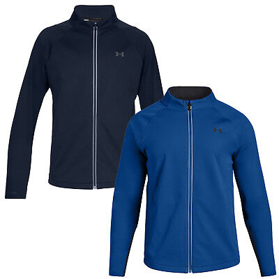Under Armour 2019 Mens UA Storm Elements Windproof Full Zip Golf Jacket