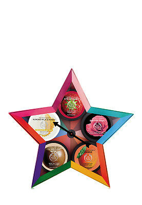 The Body Shop Geschenk-Set Body Butter Star 5-teilig