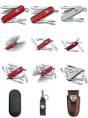 SWISS ARMY KNIFE VICTORINOX  58mm classic sd different models  NEW