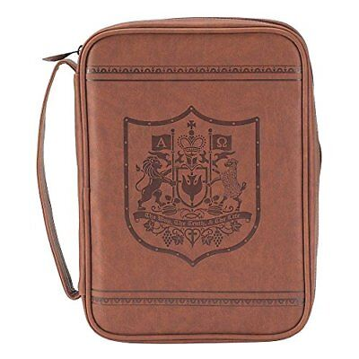 Christian Coat of Arms Bible Cover Large