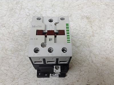 Moeller Eaton DIL1M 230/240 VAC Coil Contactor Starter DIL 1 M DIL 1M