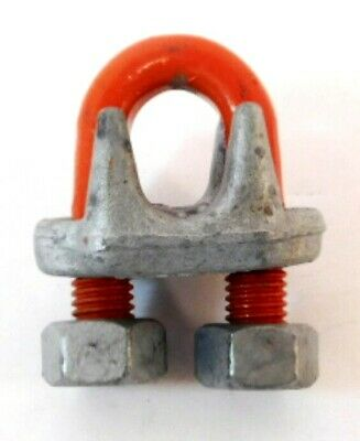 "CM Columbia Mckinnon 5/8"" Wire Rope Clip 