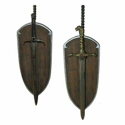 Kurt Adler - Game of Thrones 6-Inch Sword Ornament - set of 2