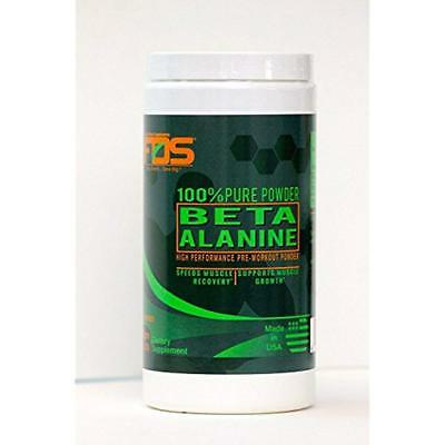 PostWorkout & Recovery FDS Pure Raw Beta Alanine Extreme - Best High Performance