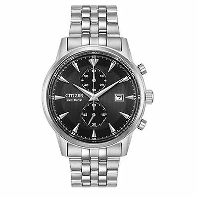 Citizen CA7000-55E Men's Corso Black Eco-Drive Watch