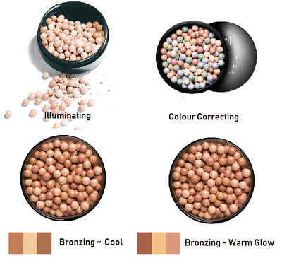 Avon Face Pearls ~ Bronzing, Illuminating, Colour Correcting etc