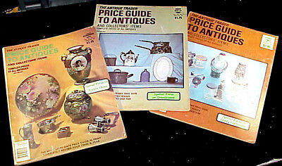 The Antique Trader Price Guide To Antiques Magazines 1981 1983 1983