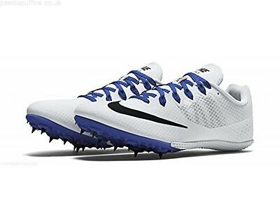 low priced 249fd 8c672 NIKE ZOOM RIVAL S 5 Unisexe Hommes Crampons Sprint Chaussures Course ...