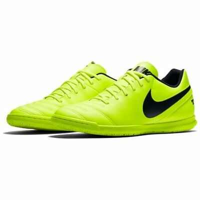 buy popular 93ae6 2edfc Nike Tiempo Rio III Ic D Intérieur Chaussures de Football Style 819234-707