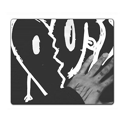 xxxtentacion broken heart 3 custom Rectangle Mousepad