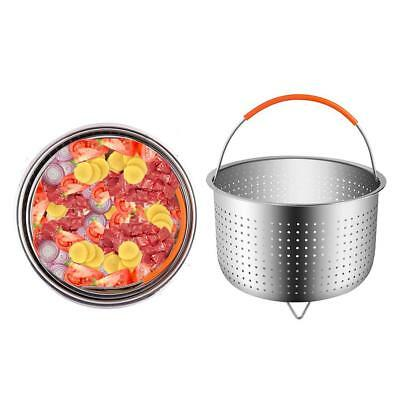 Steamer Basket for Instant Pot Accessories Stainless Steel Steam Pressure Cooker
