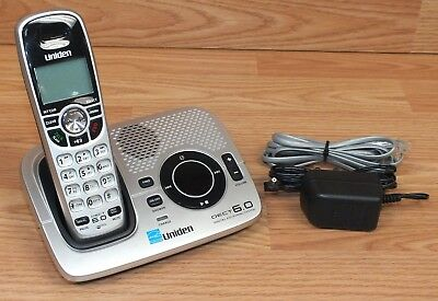 Genuine Uniden (AMWUC518) Dect 6.0 Cordless Phone With Digital Answering System