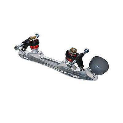 Falcon Plus Plates Aircraft Aluminum – Roller Skate plates Sold as a Pair
