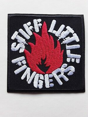 Stiff Little Fingers Iron Or Sew On Patch Classic Punk Rock Music Band Uk Seller