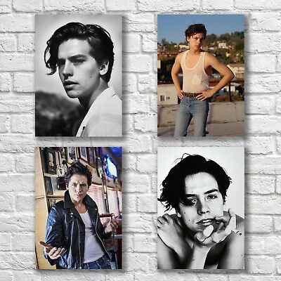 Cole Sprouse Poster A4 NEW Set Hot Guy Sexy Hunk Riverdale
