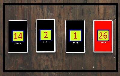 PowerBall Tarot cards - WIN The Lottery - Predict The Numbers - Manifest Luck !