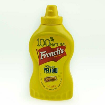 French's Classic Yellow Mustard 454gr