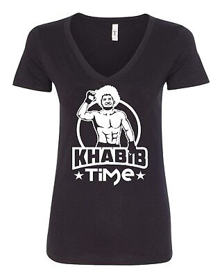 Khabib Time Khabib Nurmagomedov The Eagle Women Shirt