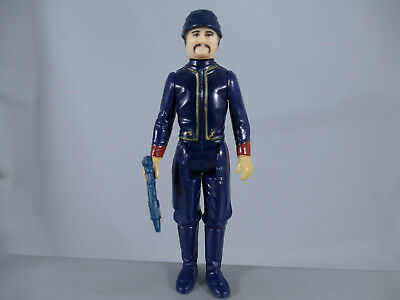 7952 Star Wars Vintage Bespin Security Guard Big Moustache 1980 100% Complete