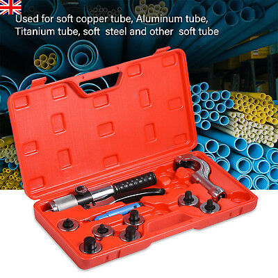 CT-300A Hydraulic Tube expander kit Tubing Copper Aluminium Titanium Soft Steel
