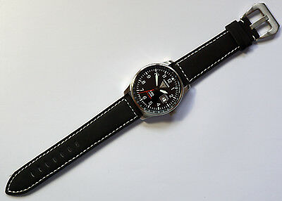 JUNKERS Flieger Automatik Made in Germany Modell 6654 LIMITED EDITION !  (6650-2) 1436f8b502f