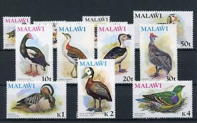Malawi 1965 Birds set SG473/85 MNH