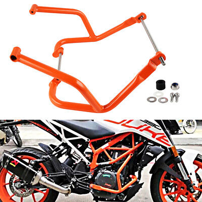 For KTM DUKE 250 390 2017-2018 17-18 Engine Sides Crash Bar Frame Bumper Guard