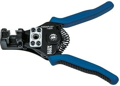NEW Klein Tools Katapult Wire Stripper/cutter (8-22 Awg) 11063W