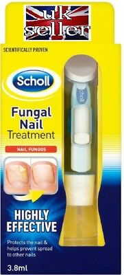 Fungal Nail Treatment Scholl HIGHLY EFFECTIVE KILL FUNGUS Fungal Nail Infection