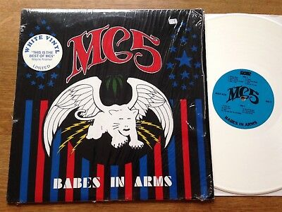 MC5  babes in arms LP  Punk  WAYNE KRAMER The Stooges HELLACOPTERS Turbonegro L7