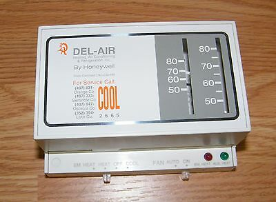 Genuine Honeywell (T841A1670) Non-Programable Heat Pump & Multistage Thermostat