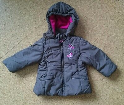 huge selection of 4fe05 0a79c JACKE KINDER WINTERJACKE Baby 74 Baby Staccato Marken mädchen girl braun  dicke
