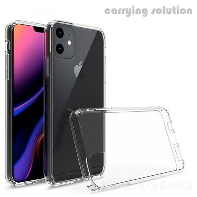 iPhone 7 8 9 Plus XS MAX Chivel® [Liquid Crystal] Slim Shockproof Case Cover