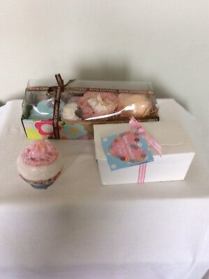 Small Bundle Bomb Cosmetics, Cloud 9 Gift Set, Little Box Of Love, Glazy For You