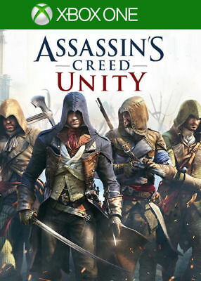 Assassin's Creed Unity Full Game Download [Xbox One] - Same Day Dispatch