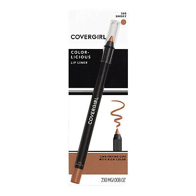 Covergirl Lip Perfection Lip Liner [Choose Color]