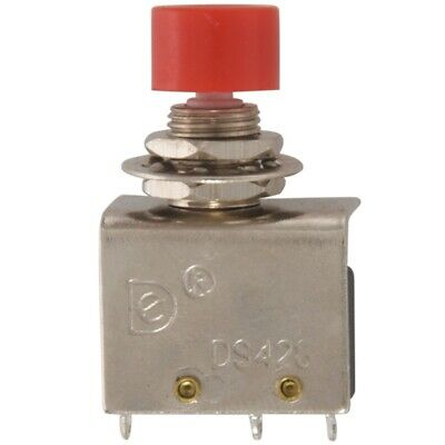 5x DS428 SPDT Momentary 220V 10A red Push Button Limit Micro-Switch L5Z9