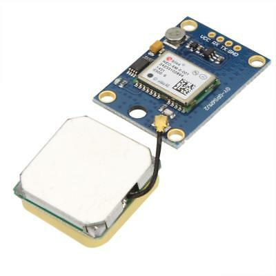 GPS Ublox NEO-6M GPS Module with EEPROM with Antenna Flight Control Q1Y7