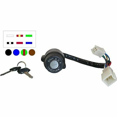 Ignition Switch Yamaha RS100, RS125 10 Wires