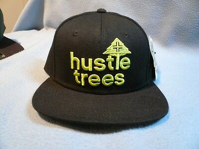 LRG Lifted Research Group Hustle Trees Snapback BRAND NEW hat cap flat bill 9ce9171358f