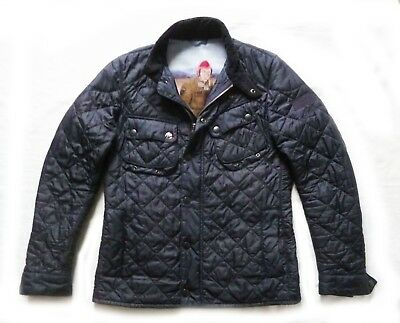 "Superb Barbour International Steve Mcqueen "" 9665 ""  Jacket  - Small - £215 New"