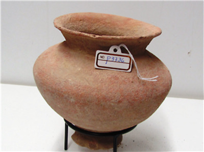 Middle bronze age terra cotta bowl p3736