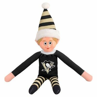 NHL Pittsburgh Penguins Team Elf by Forever Collectibles