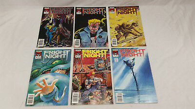 Fright Night comics issues #1, #2, #3, #4, #5, #7 Now