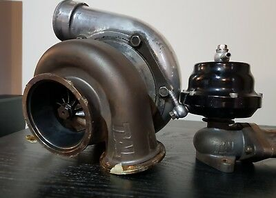 GARRETT GT3082R BALL Bearing Turbo with Tial hot side